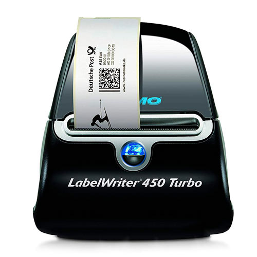 Dymo LabelWriter 450 Turbo  - Recensione