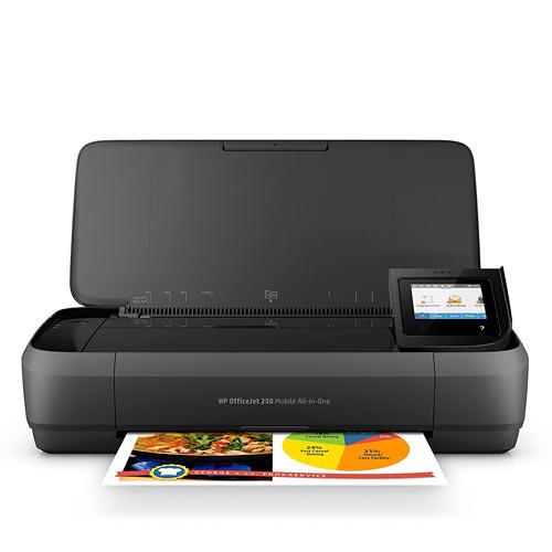 HP OfficeJet 250 - Recensione