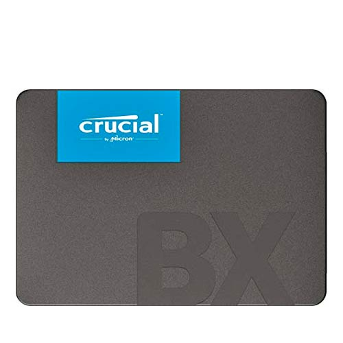 Crucial BX500 - Recensione
