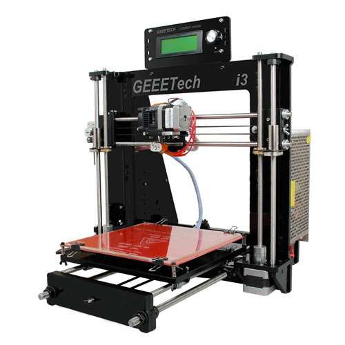 Geeetech Prusa I3 Pro B - Recensione