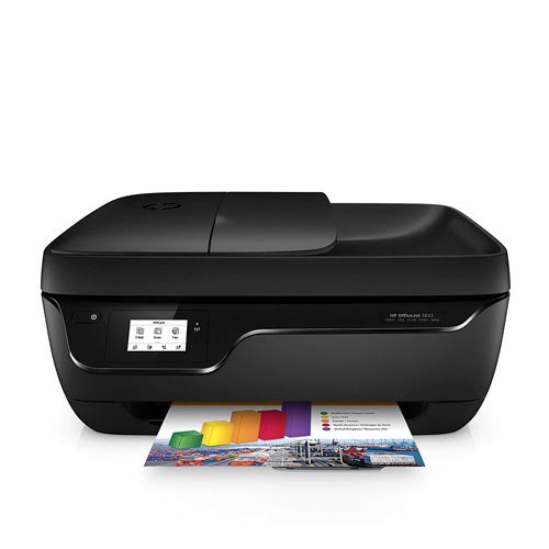HP OfficeJet 3833 - Recensione