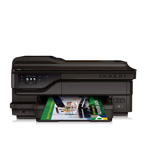 HP Officejet 7612 - Recensione