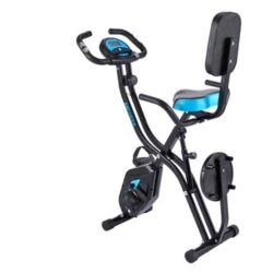 ANCHEER Cyclette Pieghevole 3 in 1