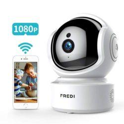 FREDI F8 Wifi Camera