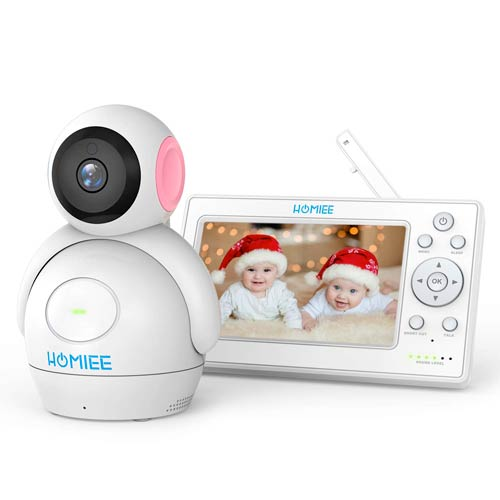 HOMIEE Baby Monitor 2.0 - Recensione