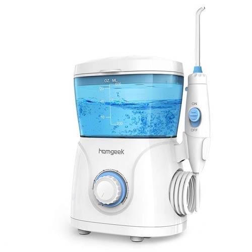 Homgeek Idropulsore Dentale - Recensione