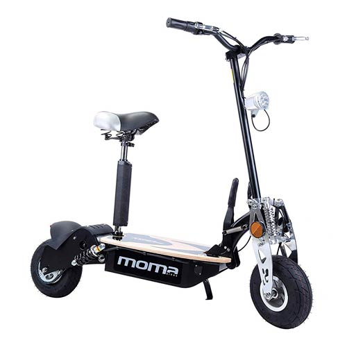 Moma Bikes 2100 W - Recensione