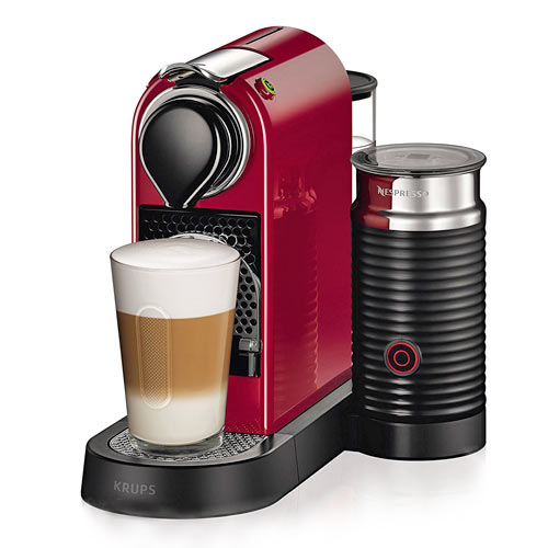 Nespresso Citiz & Milk - Recensione